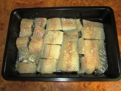 Рыба в духовке рецепты минтай