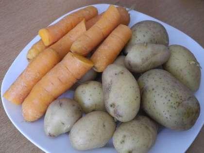 Дать овощам остыть