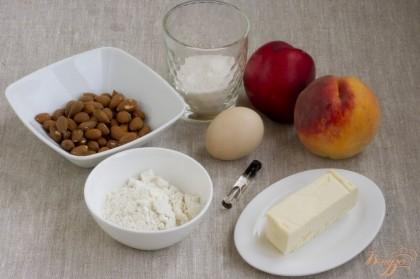 Подготовьте необходимые продукты в нужном количестве.