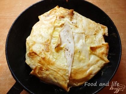 Пирог лаваша рецепты с фото пошагово