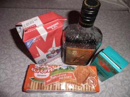 Для приготовления конфет с мармеладом нам понадобится: