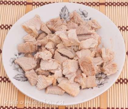 Диетический молочный соус для отварного мяса