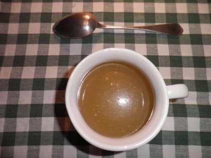 Бульон от языка можно использовать для супа