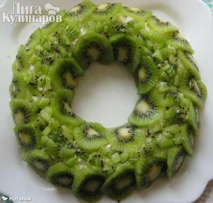 Рецепт салата малахитовое кольцо