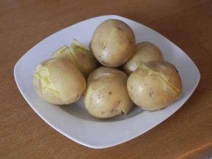 Дать картошке остыть