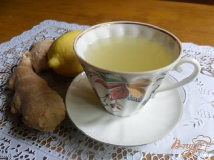 Готово! Приятного чаепития!