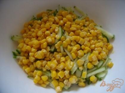 Чем заменить кукурузу в салате