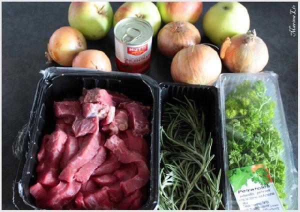 Подготовим нужные продукты