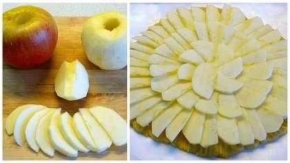 В растопленное сливочное масло добавить лимонный сок и 2ст.л. сахарной пудры.