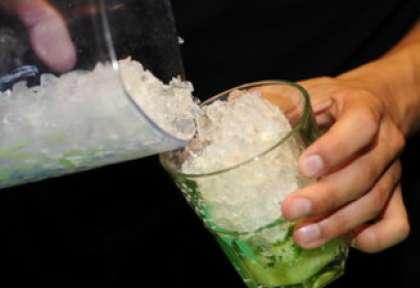 Как сделать колотый лед в домашних условиях