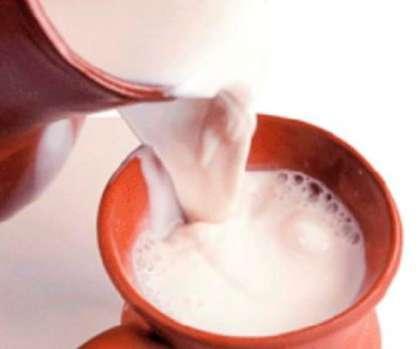 На следующй день вам надо варить овсяную кашу с молоко 1% жирности, на 1 стакан молока 1 стакан хлопьев.
