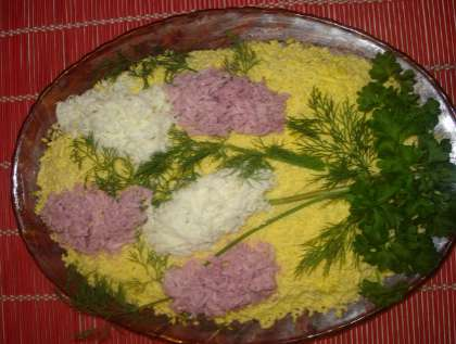 Рецепты салатов с фото онлайн