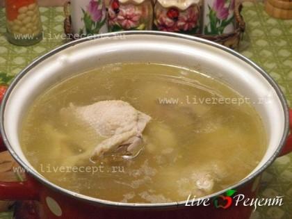 Блюдо из кур в духовке