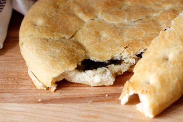 Фокачча с сыром рецепт пошагово