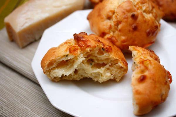 Маффины с сыром рецепт с фото пошагово