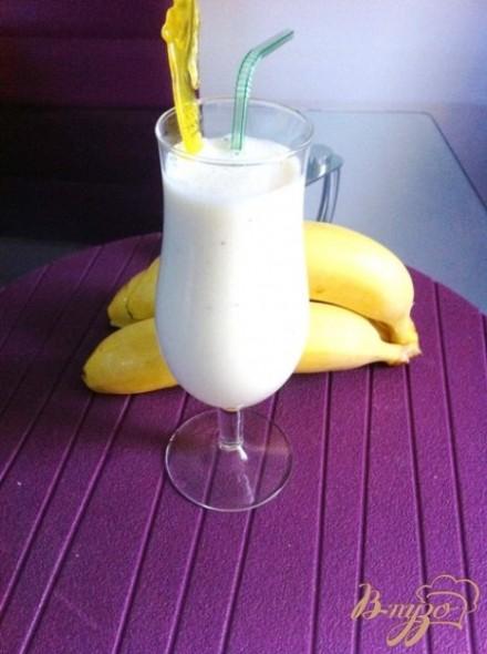 Коктейль из бананов рецепты
