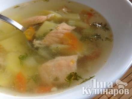 Рыбный суп рецепт классический пошаговый рецепт