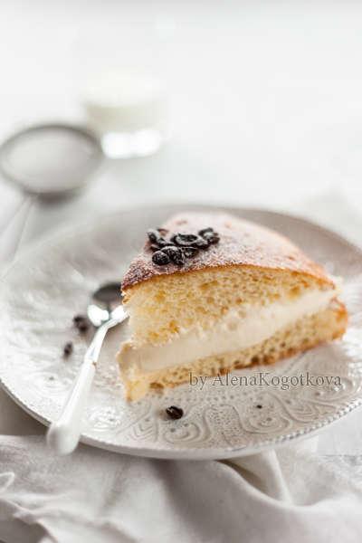Торт Тропезьен