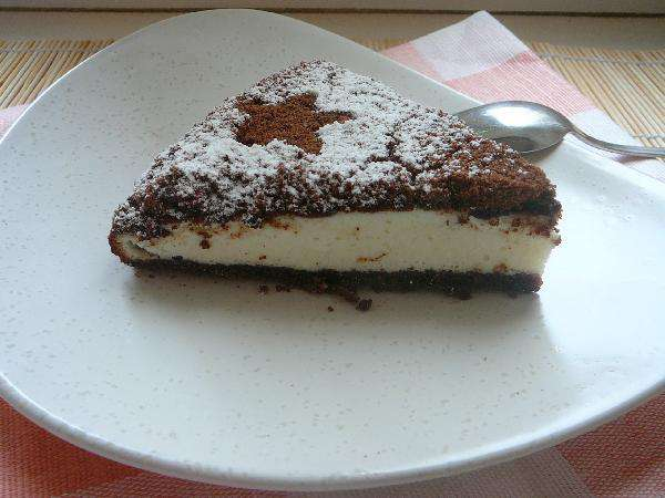 Пирог «Творожок под одеялом»