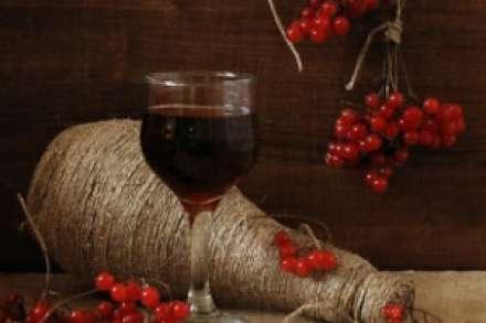 Рецепт вина из калины