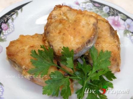 Рыба хек рецепты с фото жареные