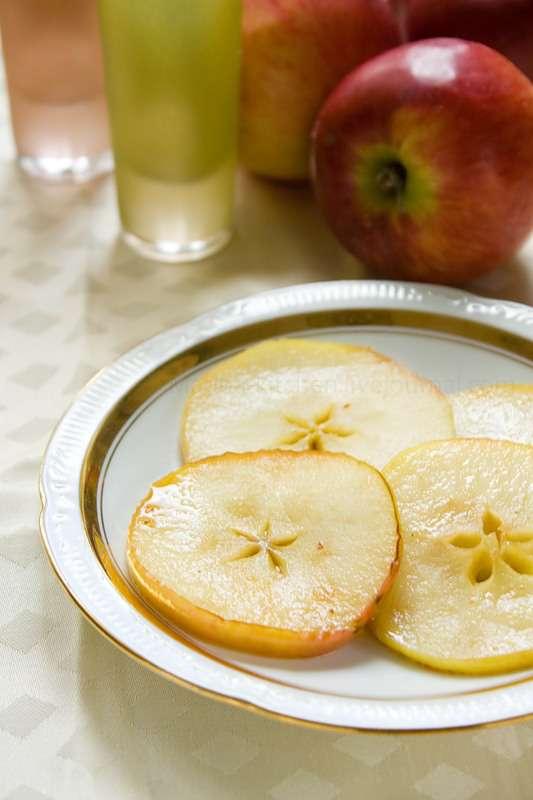 Яблоки в сиропе рецепт с фото